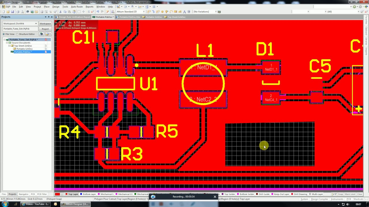 Learn pcb layout software with user-friendly pcb layout tutorials.