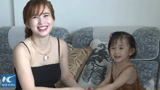 Vietnamese wife starts online business in S China