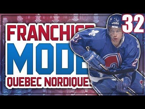 "NHL 18 Franchise Mode - Quebec Nordiques #32 ""WHAT A DRAFT"""