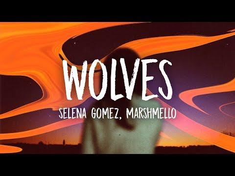Selena Gomez Marshmello - Wolves