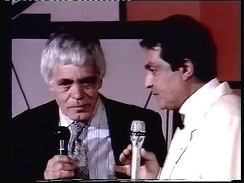 Con Franco Citti di Enzo Coletta