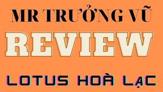 REVIEW 71 LÔ ĐẤT NỀN LOTUS HOÀ LẠC, NHÀ ĐẦU TƯ CÓ NÊN MUA BÂY GIỜ ?? | Mr Trưởng Vũ
