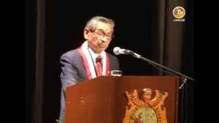 Vicerrectorado de Investigación de la UNMSM rinde homenaje a Docentes Investigadores