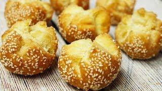 Cách Làm BÁNH MÈ NỨT Giòn Ngoài Xốp Trong Cực Ngon | Nhung Cooking