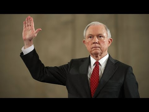 Why Won't Jeff Sessions Be Charged with Perjury?