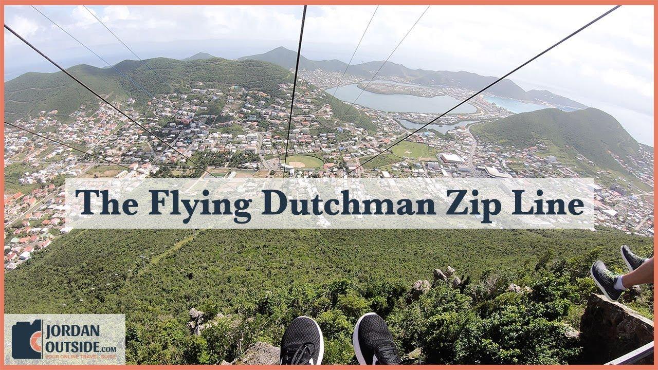 The Flying Dutchman Zip Line