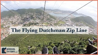 The Big 3: Flying Dutchman, Schooner Ride, & Canopy Zip Line Excursion