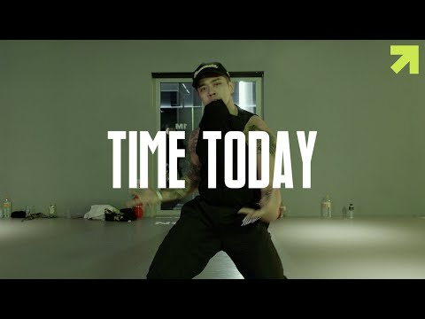 BJ The Chicago Kid - Time Today / Brian Puspos Choreography