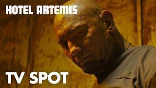 "Hotel Artemis | ""Members Only"" TV Spot | Global Road Entertainment"