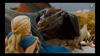 Game of Thrones | The Evolution of Drogon