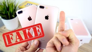 J'AI ACHETER UN IPHONE X POUR 40€ ??? [FAKE IPHONE]