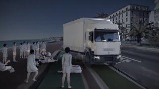 Теракт в Ницце — 3D-реконструкция