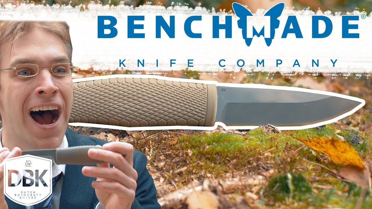 THIS is the best knife for the money! | Benchmade 200 Puukko