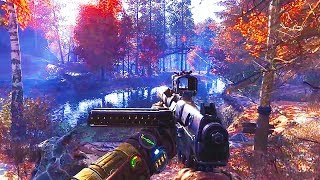METRO EXODUS - 52 Minutes of Gameplay So Far (PS4 XBOX ONE PC) Metro Exodus Gameplay Trailers