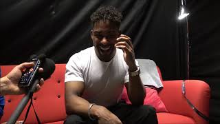 Melodifestivalen 2019: Interview with John Lundvik (Too late for love)