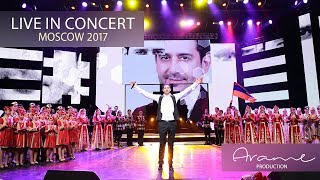 Arame Live In Concert Moscow 2017