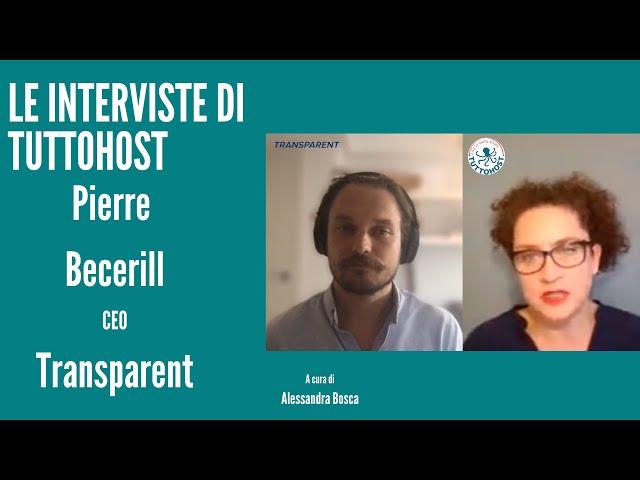 L'impatto del Covid-19 sul settore dell'ospitalità in base ai dati di Transparent