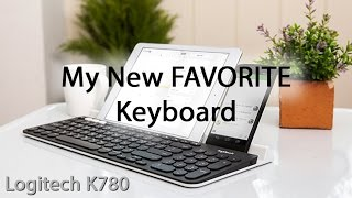 Best Keyboard for Desktops, Tablets, & Smartphone | Logitech K780