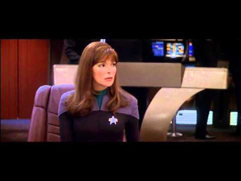 "Star Trek Nemesis ""She's A Predator"""