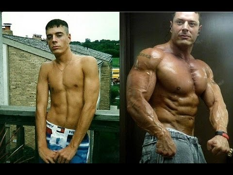 Skinny Kid To Jacked Bodybuilder | Micah LaCerte Amazing ...
