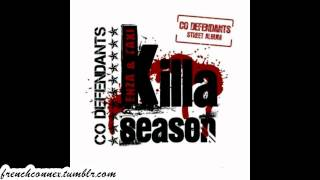 "Co-Defendants feat Cappadonna & Sealy ""Staten Island to Paris"""