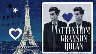 Attention! | Grayson Dolan Edit