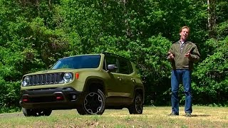 2015 Jeep Renegade Trailhawk Testdrivenow Com Review By Auto Critic Steve Hammes Testdrivenow