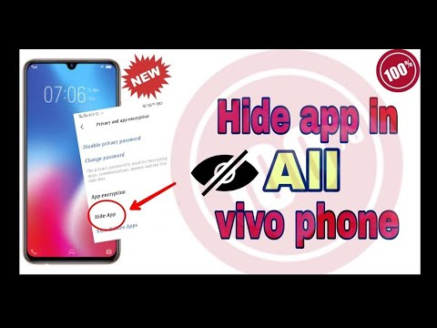 how-to-hide-app-in-vivo-phone-without-any-launcher-।।-app-hide-करें-vivo-फ़ोन-में।