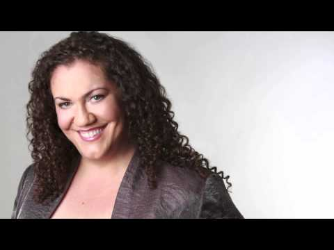 "Christina Carr, Dramatic Mezzo-Soprano sings Fricka's Aria ""Wo in bergen du dich birgst"""
