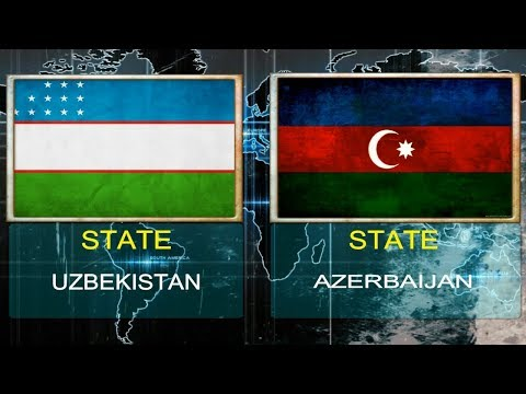 UZBEKISTAN VS AZERBAIJAN - Military Power comparsion 2018