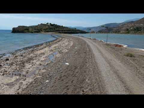 Drone Video @Xironomi, Alyki, Thisvi (Viotia Greece) - DJI Spark