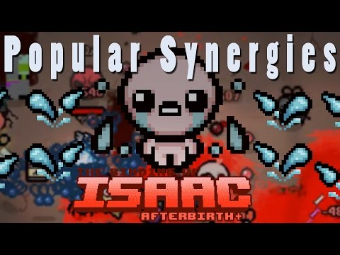 The Binding of Isaac Afterbirth Plus | Hydrophobicity | Modded Spotlight