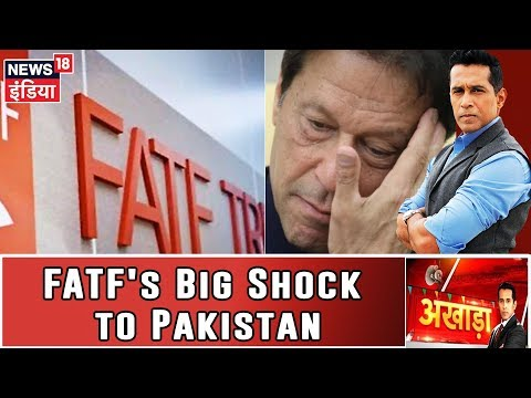 Pak Placed in 'Enhanced Blacklist' by FATF's Asia Pacific Arm Group   Akhada   Anand Narasimhan