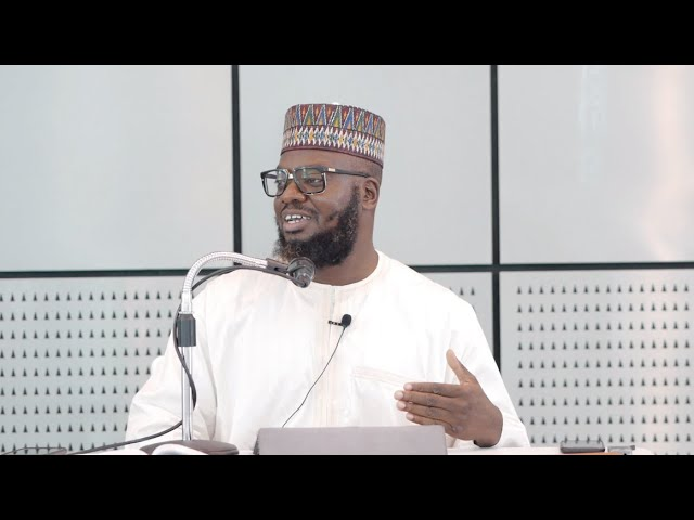 Lesson 1 | Seerah through the Tafseer of the Quran  | Sh. Abu Hanifah (Ismail Rufai)