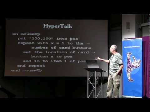 Crockford on JavaScript - Volume 1: The Early Years