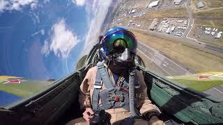 Air-to-Air Oshkosh/Reno in the L-39 Albatros fighter jet