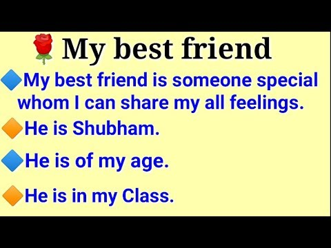 free short essay about friendship