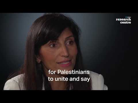 Diana Buttu on Palestine and the two-state Solution