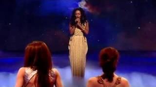 X Factor Winner 2008 - Alexandra Burke  Hallelujah