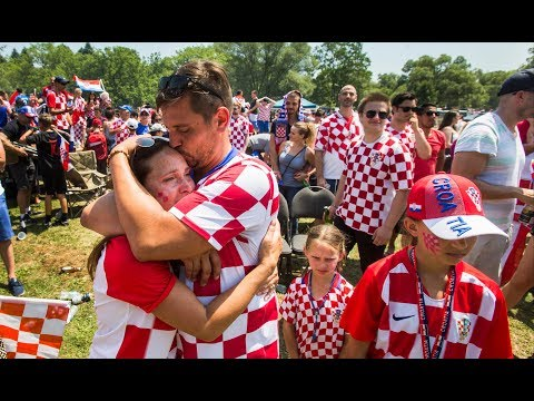 ON TOP OF THE WORLD CUP: Croatian Fans In Mississauga Celebrate How Far Their Team Has Come