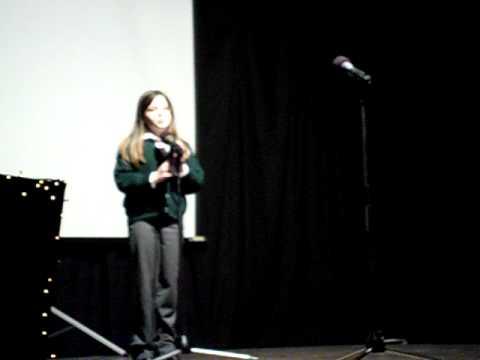 Síofradh Geaney - Blarney's Got Talent Winner