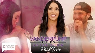 What's The Deal With Scheana Shay & Adam Spott? | Vanderpump Rules After Show (S7 Ep15) Part 2