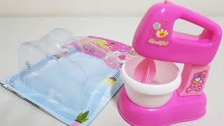 Daiso Toy Electric dough maker…