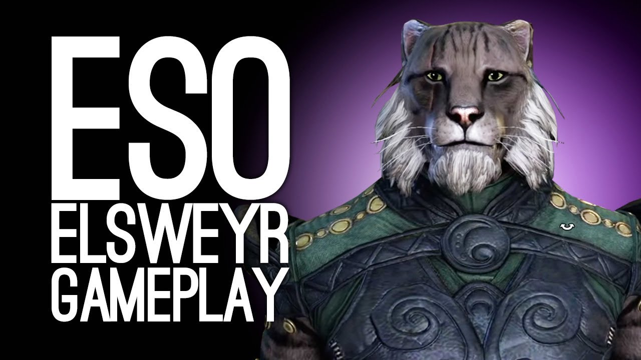 Elder Scrolls Online Elsweyr Gameplay: Let's Play ESO Elsweyr - OLD UNCLE  ANCHOVII