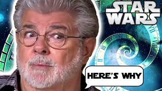 Why George Lucas STARTED With Episode 4 - Star Wars Explained