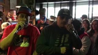 The 3 O'clock Flow with The Beatnuts at Queens Comfort