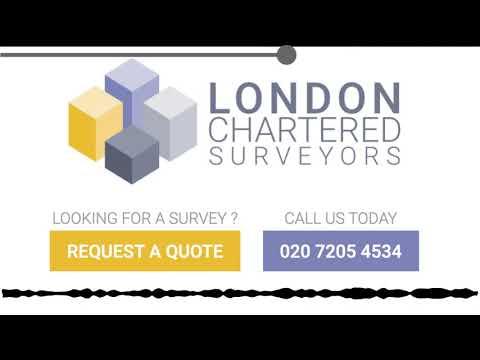 Building survey report by London Chartered Surveyor