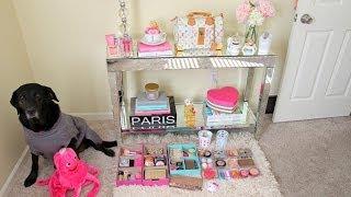 Vlog Makeup Organization, Shopping at Target & Haul Thumbnail