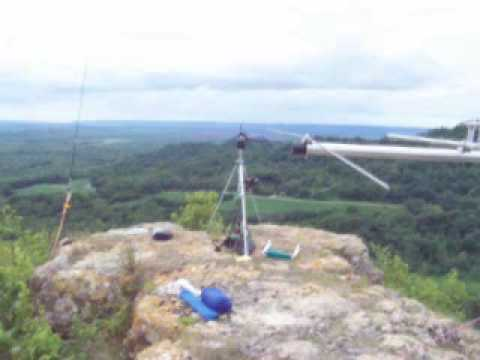 CQ WW VHF 2009 Decorah Peak VHFpedition