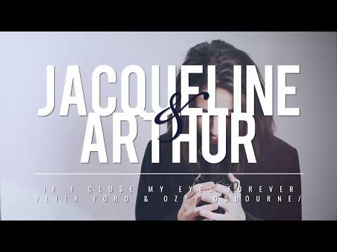 Close my eyes forever (Lita Ford & Ozzy Osbourne) \ cover by Jacqueline & Arthur